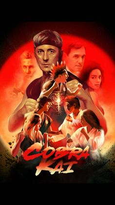 Karate Kid Movie, Karate Kid Cobra Kai, Best Tv Shows, Favorite Tv Shows, Movies And Series, Best Series, Miyagi, Cobra Kai Wallpaper, William Zabka