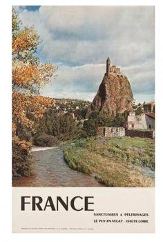 France. Sanctuaires & pèlerinages. Le Puy-en-Velay-Haute-Loire | Centre de documentation des musées - Les Arts Décoratifs
