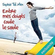 """Encore un livre à écouter absolument sur mon #appliAudible : """"Entre mes doigts coule le sable (Marie-Lou & Matthieu 2)"""" par Sophie Tal Men, lu par Mathias Casartelli."""
