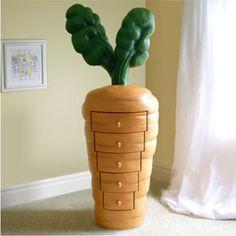 Carrot Dresser Ultimate Posh At Poshtots