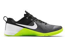 the latest e26b0 71980 Nike Metcon 1 (Dark Grey Volt) - Sneaker Freaker
