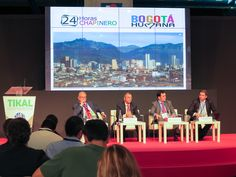 Foro Greencities 2013 #ForoTikal