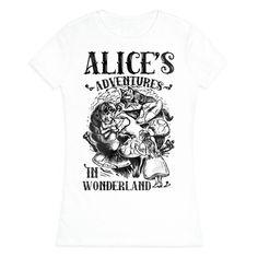 dff27f3e7f4 Alice s Adventures in Wonderland T-Shirt