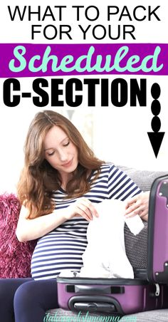Wondering what to pack for your scheduled c-section? Here are 15 things I've packed for my planned c-sections and I'm about to pack for my fourth c-section delivery! C-section hospital bag must haves you won't want to be without after you have your baby! Pregnancy Workout, Pregnancy Tips, Pregnancy Hospital Bag Checklist, Pregnancy Belly, Csection Hospital Bag, Breastfeeding After C Section, Breastfeeding Tips, C Section Workout, Scheduled C Section