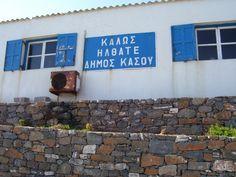 welcome to Kassos Beautiful