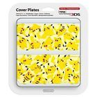 New Nintendo 3ds Cover Plate 057 57 Pikachu Pokemon Cover Plate / Japan - http://video-games.goshoppins.com/video-gaming-merchandise/new-nintendo-3ds-cover-plate-057-57-pikachu-pokemon-cover-plate-japan/