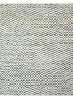 This Mojave Aqua Collection rug (0556F) is manufactured by Feizy. Shop for more rugs from RugsHQ.com