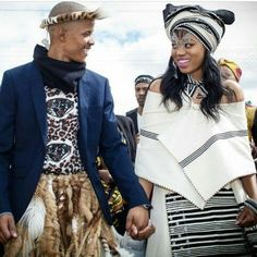 Best Traditional Wedding Dresses Xhosa In South Africa 2019 - T South African Traditional Dresses, African Traditional Wedding, Traditional Wedding Dresses, Traditional Outfits, Traditional Weddings, African Wedding Attire, African Attire, African Wear, African Weddings