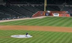 Todd Jones on pitchers mound after 2006 ALCS - Google Search