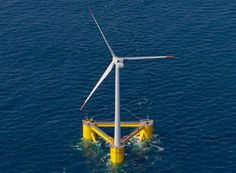 Seattle Company Plans First Offshore Wind Farm on Pacific Coast #wind #green