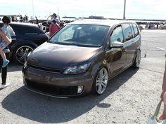Volkswagen Touran Volkswagen Touran, Custom Vans, Vehicles, Erotica, German, Beautiful, Ideas, Design, Cars