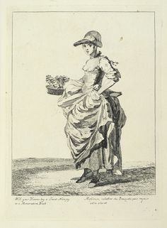 Creator:  Sandby, Paul, 1731-180  Title:  Will your Honour buy a Sweet Nosegay or a Memorandum Book = Messieurs, achetter des Bouquets pour rejouir votre odorat  Published:  [London] : Sold by F. Vivarez, engraver in Newport Street ; and by P. Sandby next door the Fountain in Broad Street, [1760]