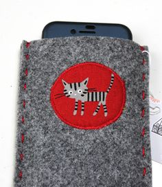 Handyhülle aus Filz Etsy, Phone Cases, Felting, Phone Case