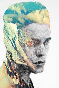 Jenya Vyguzov   The Power of Collage inspiration