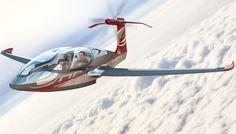 Flight Club: Equator EQP2 Excursion Concept Aircraft