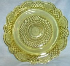 Pattern:   Mayfair Federal Depression Glass  Manufacturer:   Federal Glass Company