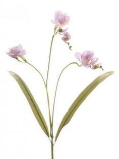 Artificial Freesia Violet
