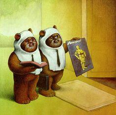 c3po by Pawel Kuczynski