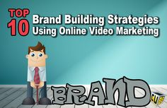 Online video is taking off – You've heard it! You've read it! Here is the Top 10 Brand Building Strategies Using Online Video Marketing 2016 Brand Building, Learning Centers, Family Guy, Online Video, Marketing, Education, Startups, Reading, Entrepreneurship