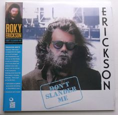 Roky Erickson - Don't Slander Me 2x LP Record - BRAND NEW - Re-issue + Download