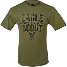 Eagle Scout® Stencil T-shir Wolf Scouts, Cub Scouts, Boy Scout Troop, Where Eagles Dare, Eagle Scout, Spring Outfits, Stencils, Shirt Designs, Scouting