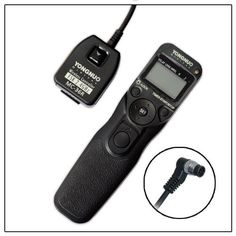 YONGNUO MC-36R/N3 Wireless Timer Remote for NIKON D7000 D90 D5000 D5100 D3100 by YONGNUO. $52.67. Delay/Self Timer (DELAY) :  ----- Just like the self timer on your camera. The timer remote switch allows you to set any delay (in 1 second increments) up to 99 hours, 99 minutes and 99 seconds .. BULB/Long Exposure (LONG) :  ----- It allows you to take time exposures up to 100 hours long .. Suitable for :  Digital SLR  Nikon D90 D5000 D5100 D7000 D3100.. IntervalTime...