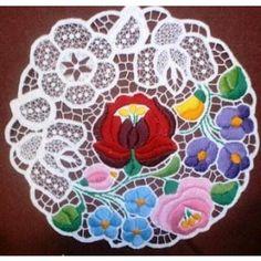Hungarian Embroidery, Macrame, Folk, Flower, Lace, Crafts, Irish Lace, Brogue Shoe, Goblin