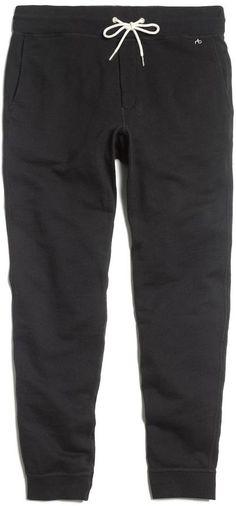 Standard Issue Sweatpant – Black Mens Athletic Pants, Sweatpants, Stylish, Black, Tops, Fashion, Moda, Black People, Fashion Styles