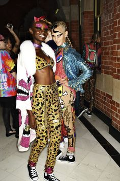 DI$COUNT SS14/15 Fashion Show Sydney Backstage | Sonny Vandevelde