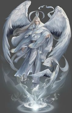 Asia ancient angel