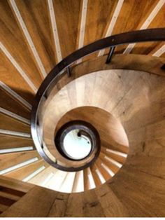 Spinny stairs