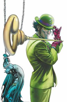 BATMAN #23.2: THE RIDDLER Written by SCOTT SNYDER and RAY FAWKES Art by JEREMY HAUN 3-D motion cover by GUILLEM MARCH On sale SEPTEMBER 11 • 32 pg, FC, $3.99 US • RATED T With The Dark Knight out of the picture, The Riddler engages in an epic game of wits. Learn what maddening early moments led a young Edward Nygma to evolve into Gotham City's Prince of Mischief! And see how events of ZERO YEAR continue to affect The Riddler today!
