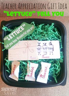 Teachers deserve appreciation, so why not treat them to some Chick-Fil-A. I was able to make this teacher gift for the cost of a Chick-Fil-A gift card, a few supplies from the restaurant, and supplies I had on hand.