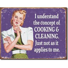 Large selection of Funny Tin Signs and Sayings ready to hang for fun wall decor for ideas for home or business. Add to your room a few funny tin signs or classic saying with a retro look. Def Not, Oui Oui, Wedding Humor, Just For Laughs, Laugh Out Loud, Vintage Posters, Retro Posters, Funny Posters, Make Me Smile