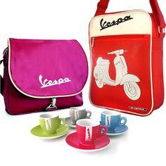 Vespa accessories