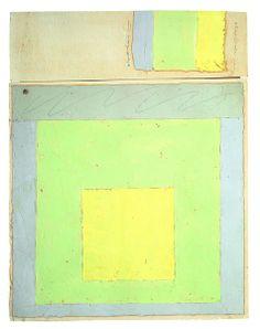 Joseph Albers -Hij werd hoogleraar aan het Bauhausinstituut in Weimar in 1925, het jaar dat het Bauhaus naar Dessau werd verplaatst. In 1922 zette hij in het Bauhaus een glas-atelier op en later stond hij ook aan het hoofd van het meubelmaker-atelier.