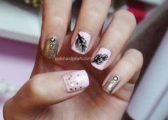 by MissJenFabulous #nail #nails #nailart