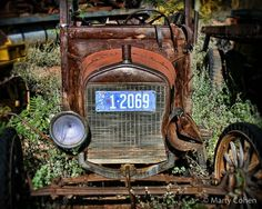 Another Old Truck at the Mine