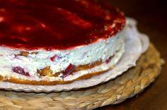 Petiscana: Semifrio de frutos vermelhos