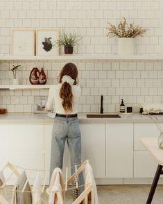 Laundry Room #lavender #laundry #folding #athome #laundryorganization #househacks #homehacks