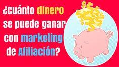 Cuanto dinero se puede ganar haciendo marketing de afiliados