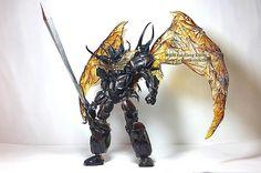 Beetle specimens Mazinkaiser by 鍾凱翔 Kai-Xiang Xhong