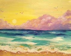 Pinots pallet painting
