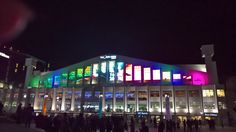 Wembley Stadium, London, England -- last night of the Cure's 2016 Tour, and the third night seeing them in England, for me - - my seventeenth show. December 3, 2016