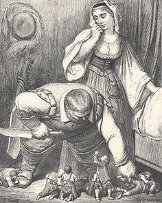 Le Petit Poucet - Gustave Doré