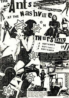 Geburt des Punk-Designs: Schere, Wut und Anarchie
