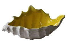 Fitz & Floyd Seashell Dish 6/20/16 sold $89
