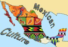 Mexico has a rich history and its historical attractions are major tourists attractions. Mexico was a Spanish colony for 300 years and today nearly 95% of the population speaks Spanish.