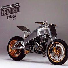 Mercenary: Buell XB12S by Ganesh Moto