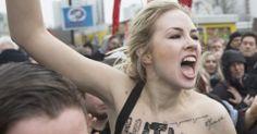 Veja os protestos das ativistas do Femen pelo mundo - Fotos - UOL Notícias
